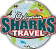 Sharks Travel Logo